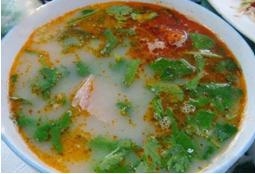 怎样做纯白羊肉汤,济南羊汤培训
