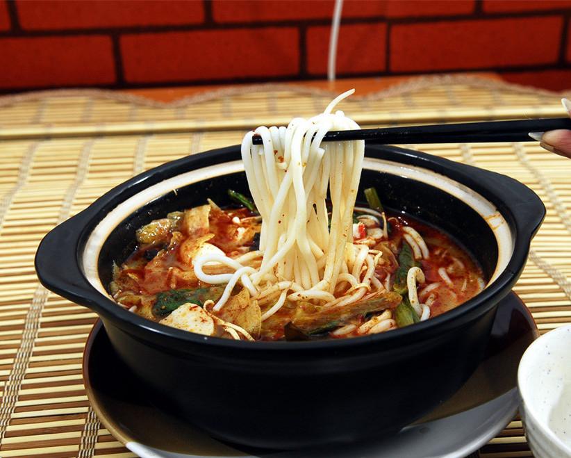 美味米线项目